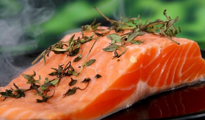 zdrave namirnice za mrsavljenje losos