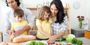 zdrava ishrana za celu porodicu